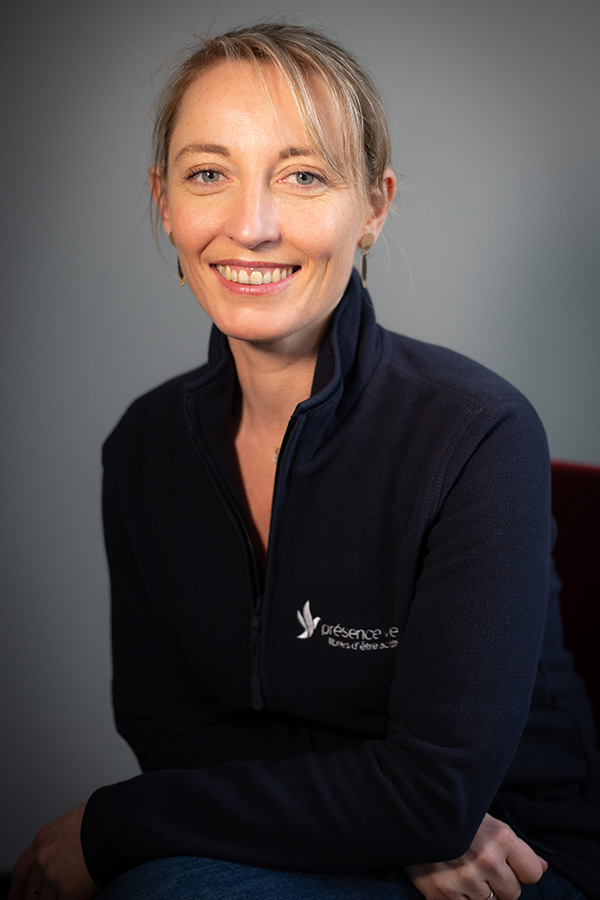 Mathilde Conseillère Commerciale Sud Manche Ouest